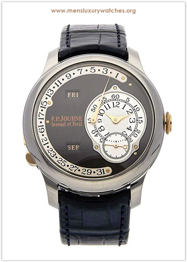 F.P. Journe Octa Mechanical (Automatic) GreyCharcoal Dial Mens Watch Octa Perpetuelle Price