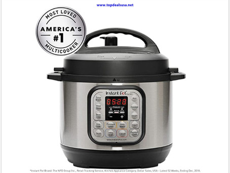 Instant Pot Duo Mini 7-in-1 Electric Pressure Cooker Review