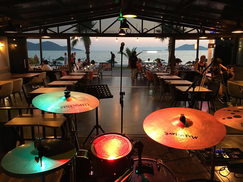 Onur Asilkılıç Fethiye Ağustos ayı canlı müzik programı