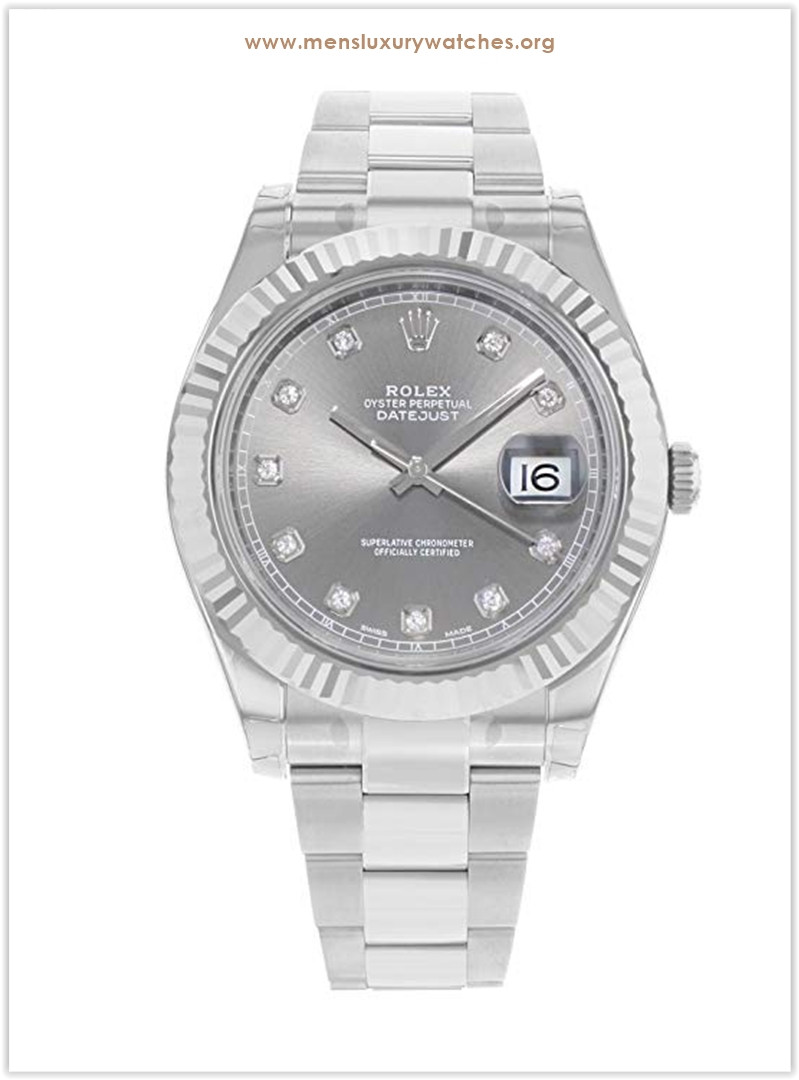 Rolex Oyster Perpetual Datejust II Men's Watch the best price