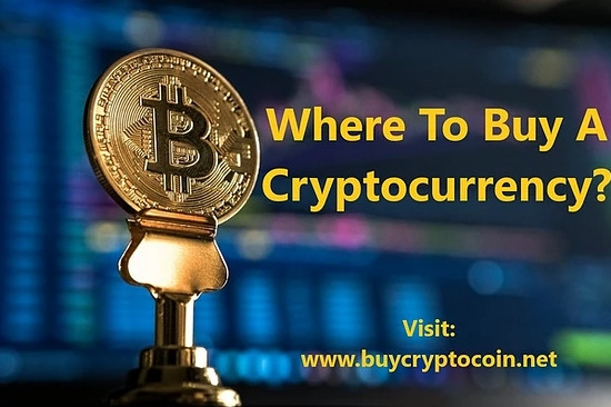 Where To Buy A Cryptocurrency