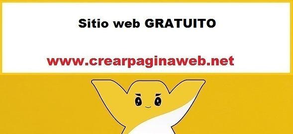 Sitio web GRATUITO