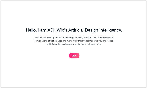 create an eCommerce website with Wix