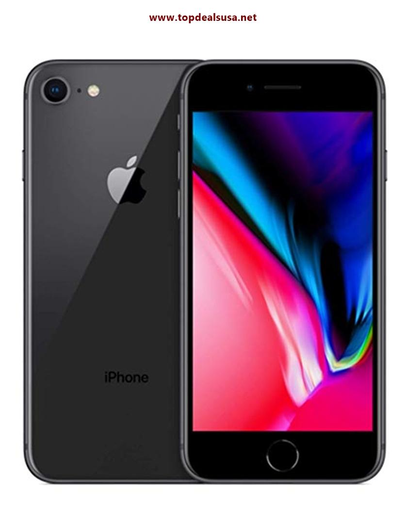 Apple iPhone 8, GSM Unlocked, 64GB