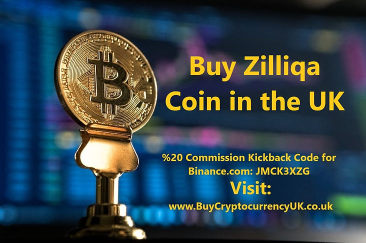 Buy Zilliqa Coin in the UK