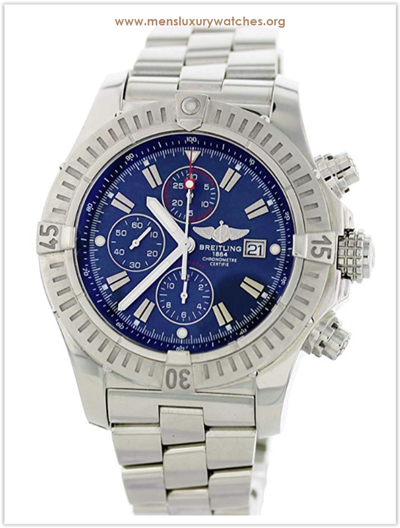Breitling Super Avenger Automatic-self-Wind Men's Watch Price