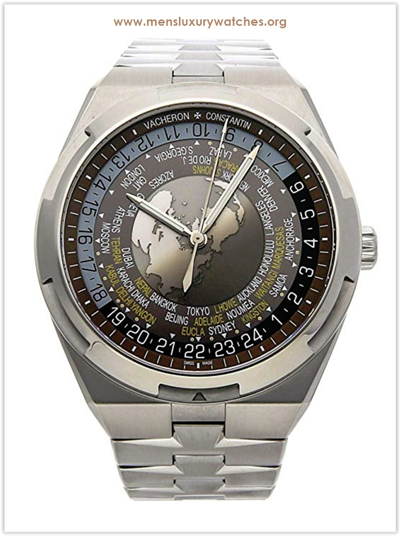 Vacheron Constantin Overseas Mechanical Brown Dial Men's Watch Price