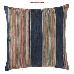 Rivet Bohemian Stripe Decorative Pillow.