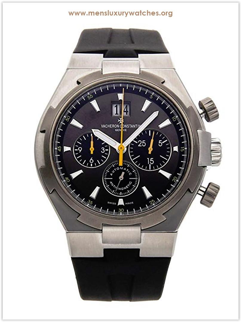 Vacheron Constantin Overseas Chronograph Automatic Grey Dial Men's Watch Price