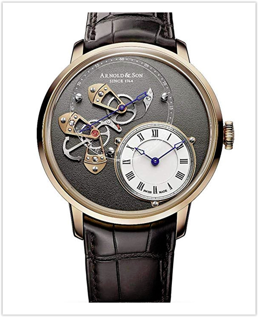 Arnold & Son DSTB Automatic-self-Wind Male Watch best price