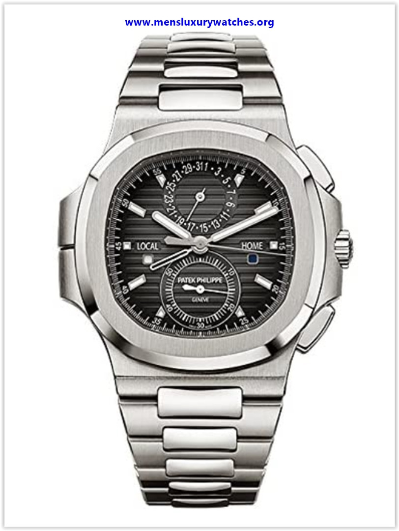 Best buy Patek Philippe Nautilus Travel Time Chronograph Stainless Steel Watch