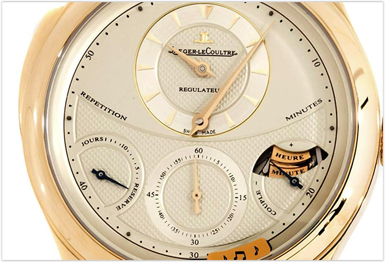 Jaeger-LeCoultre Tradition Mechanical