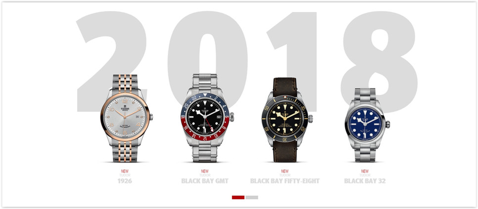 The Tudor Online Watch Store