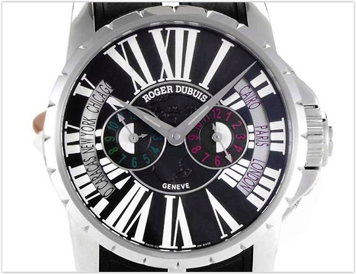 Roger Dubuis Automatic-self-Wind Male