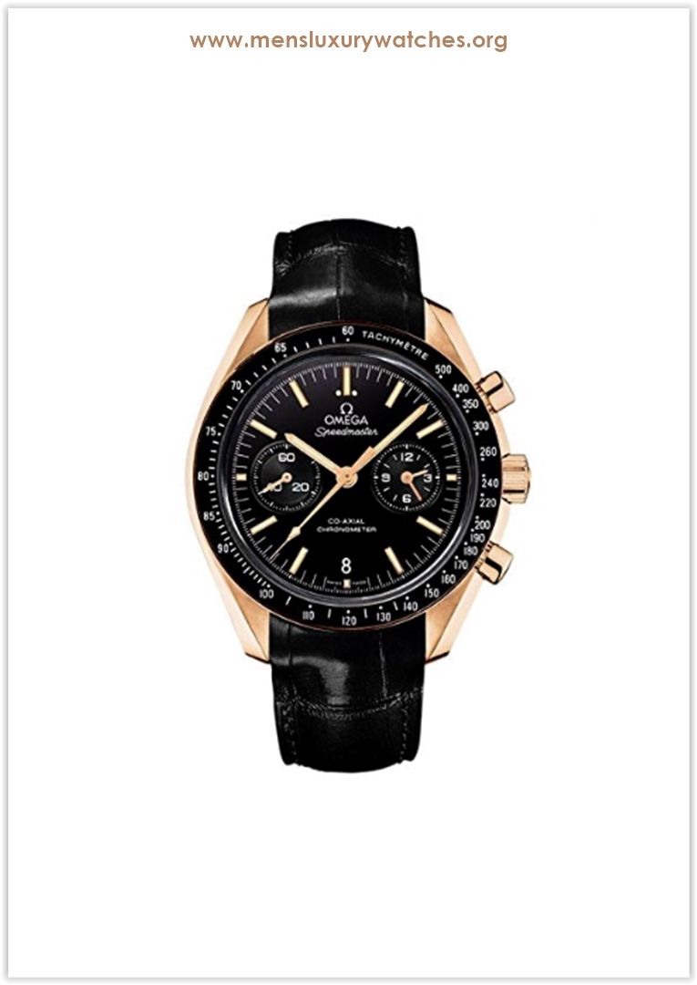 Omega Speedmaster Moonwatch Black Dial C