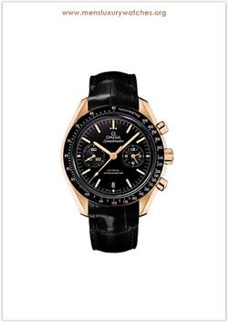 Omega Speedmaster Moonwatch Black Dial C