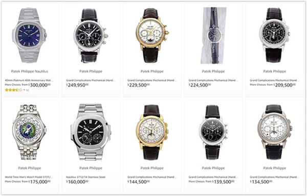 Used Patek Philippe Watches