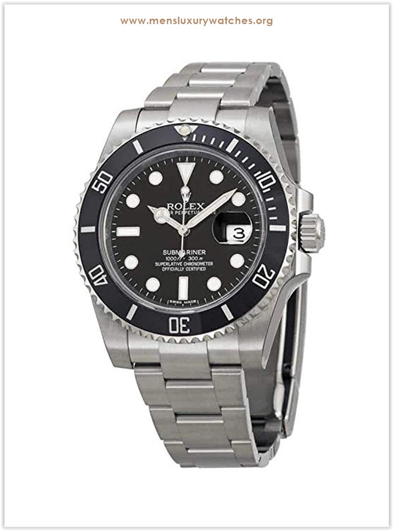 Rolex Submariner Automatic-self-Wind Men's Watch the best price
