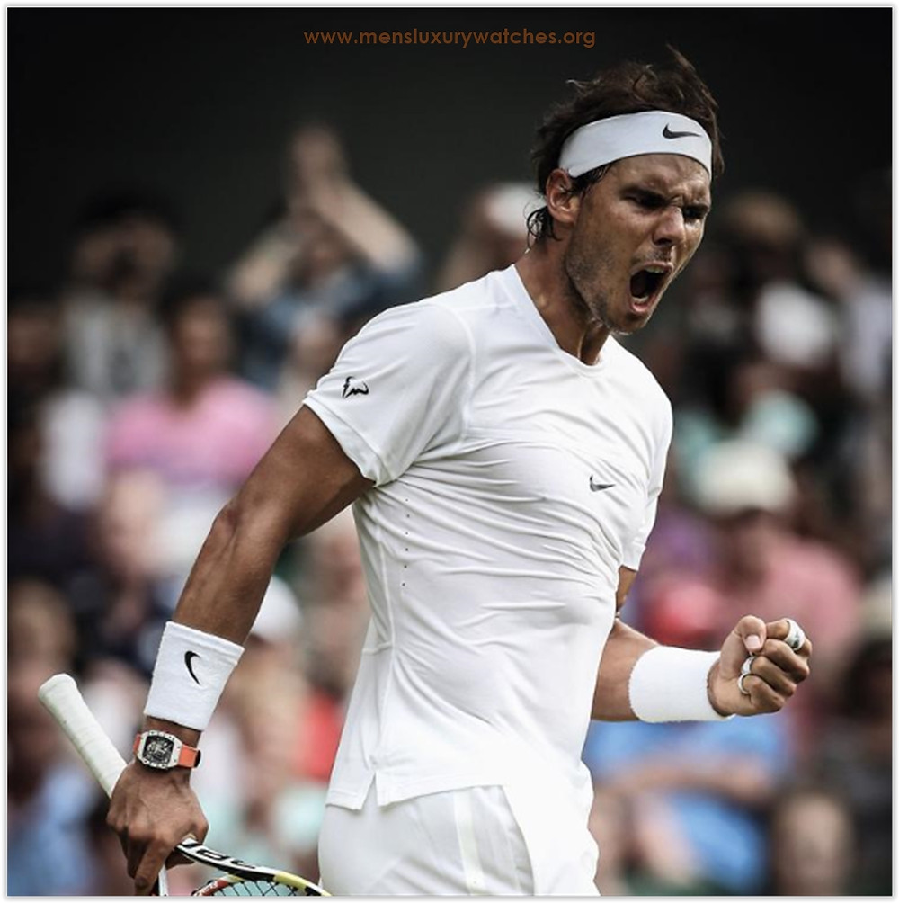 Rafael Nadal Richard Mille Watches