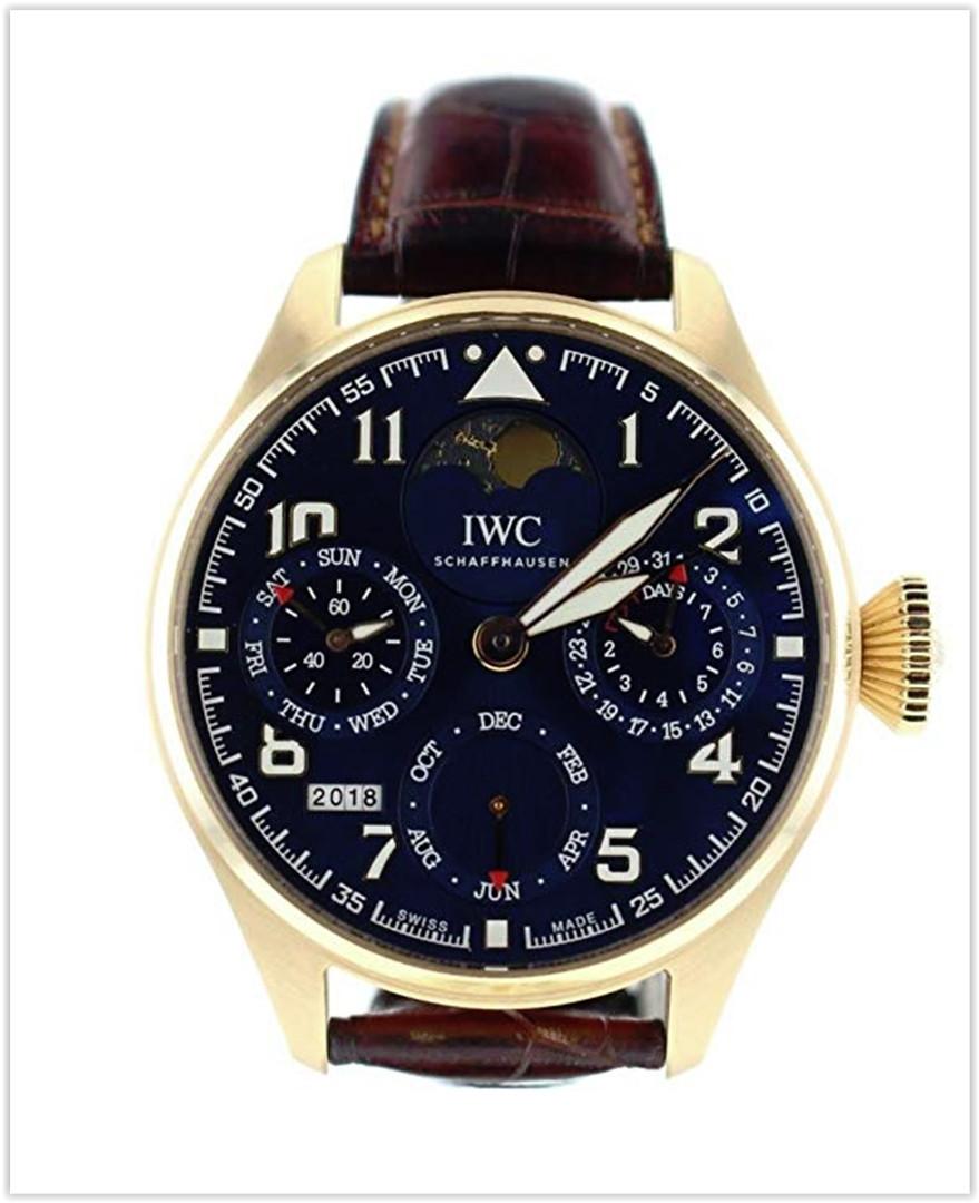 IWC Pilot Automatic-self-Wind Men's Watch best price