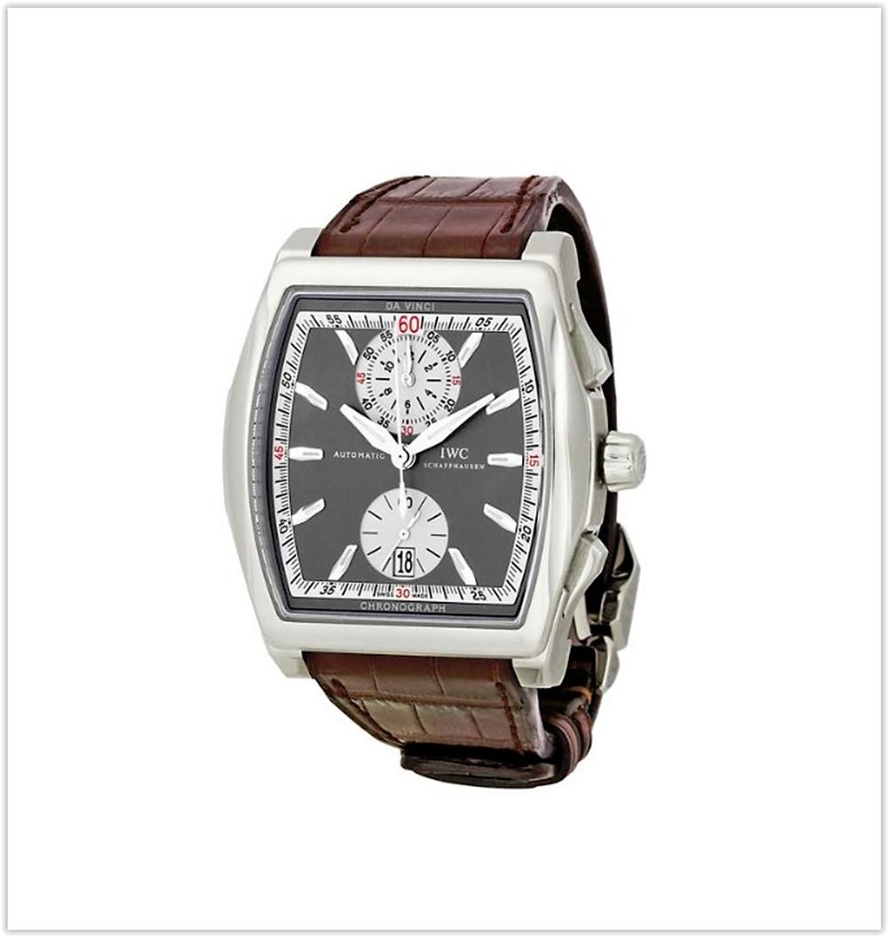 IWC Da Vinci New Automatic Chronograph Mens Watch best price