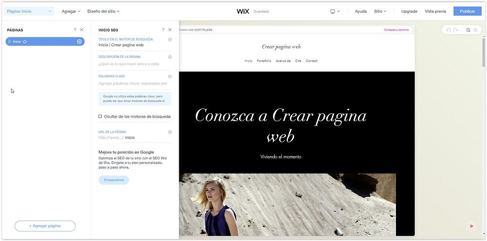 ¿Cómo crear un sitio web?