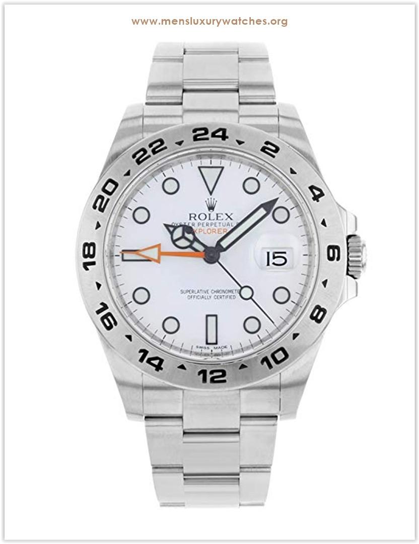 Rolex Explorer II Automatic-self-Wind Male Watch the best price