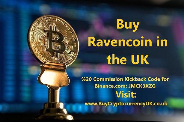Buy Ravencoin in the UK