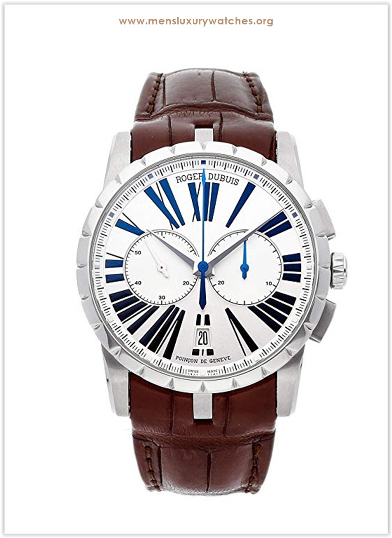Roger Dubuis Excalibur Mechanical (Automatic) Silver Dial Men's Watch Price