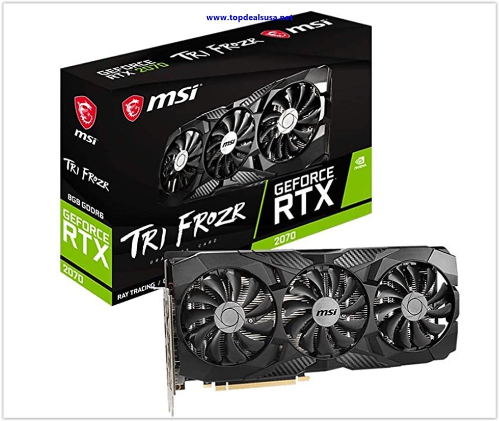 GeForce RTX 2070 TRI FROZR