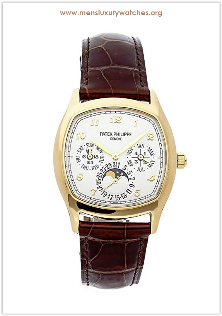Patek Philippe Grand Complications Mechanical (Automatic) Cream Dial Men's Watch 5940J-001 the best price