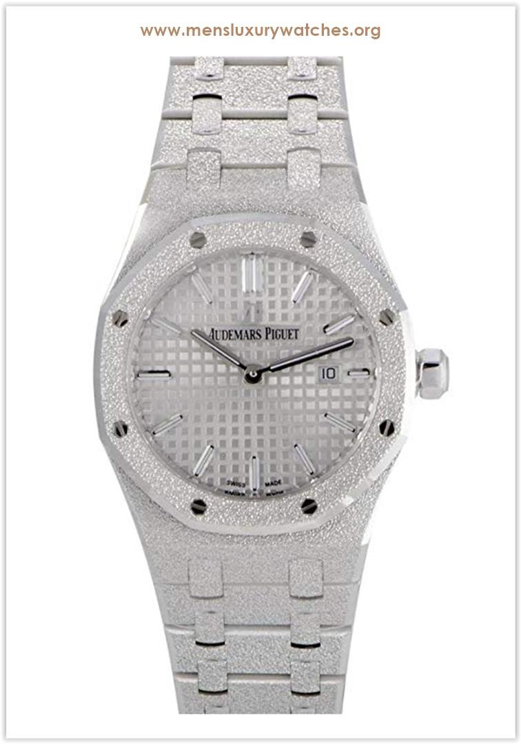 Audemars Piguet Royal Oak Quartz Female Watch Price
