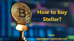 How to buy Stellar?