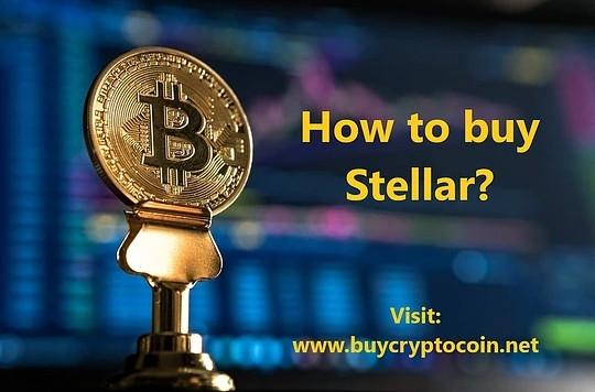 How to buy Stellar