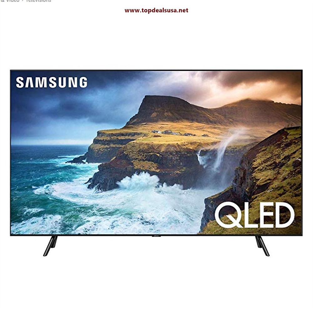 Samsung QN49Q70RA 49 Q70 QLED Smart 4K UHD TV best buy