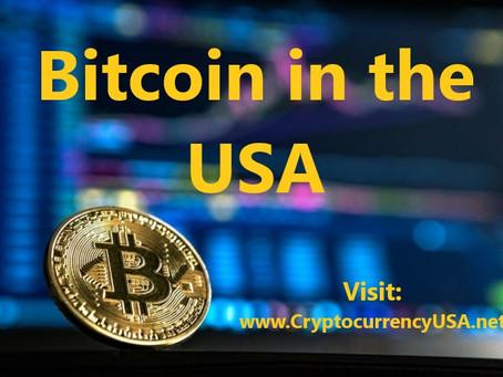 Bitcoin in the USA, Canada & Worldwide