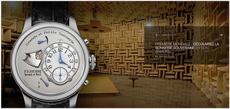 To buy F.P Journe Watches