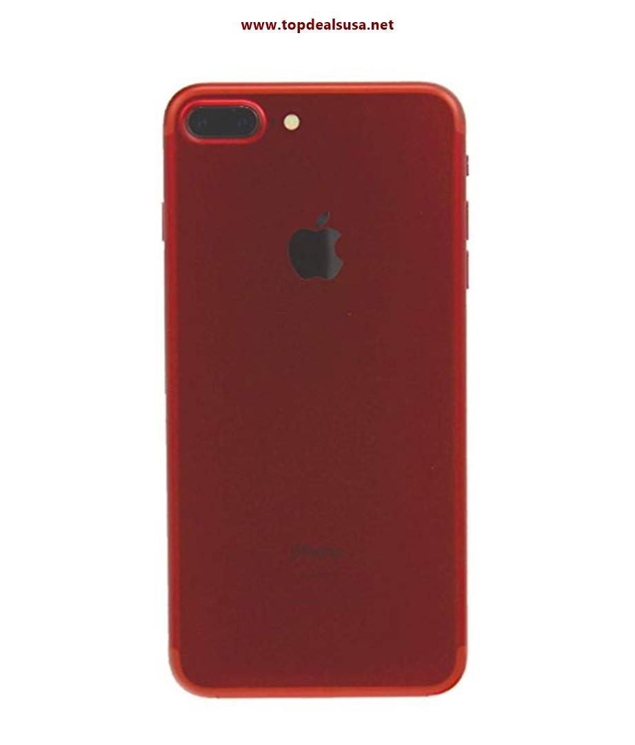 Apple iPhone 7 Plus, GSM Unlocked, 128GB - Red best buy