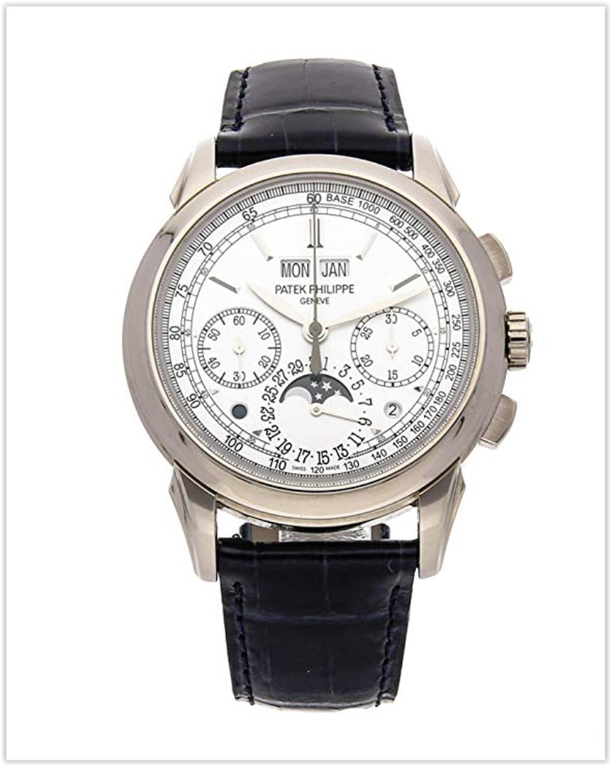 Patek Philippe Grand Complications Mechanical (Hand-Winding) Silver Dial Men's Watch best price