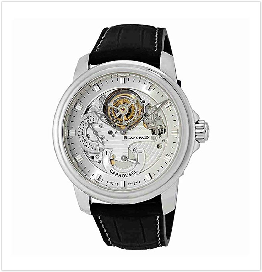 Blancpain Le Brassus One Minute Flying Carrousel Men's Watch