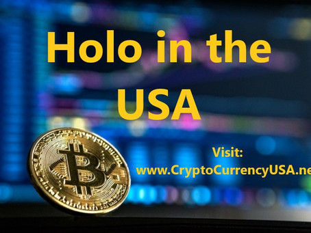 Holo in the USA