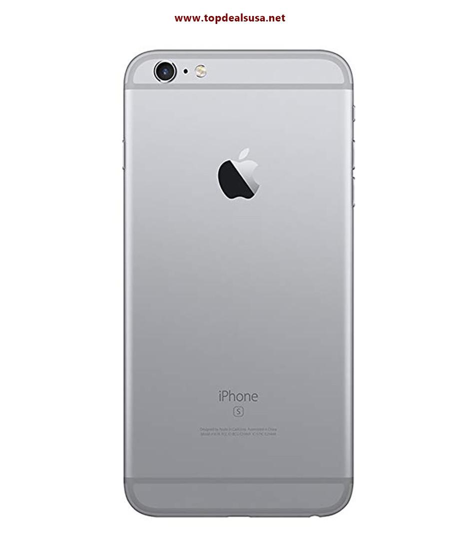 Apple iPhone 6S Plus, GSM Unlocked, 16GB - Space Grey best buy
