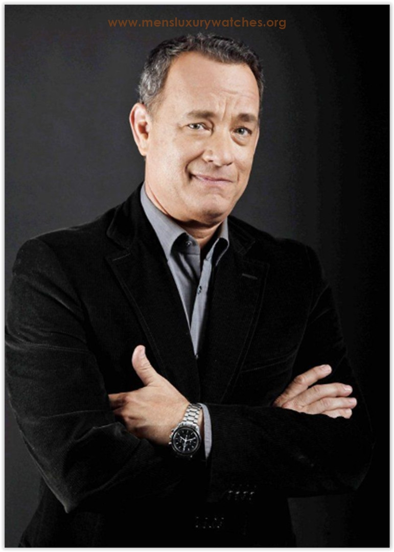 Tom Hanks Omega men's watches