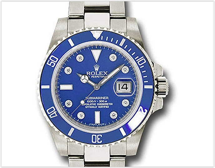 Rolex Oyster Perpetual 40MM 18K