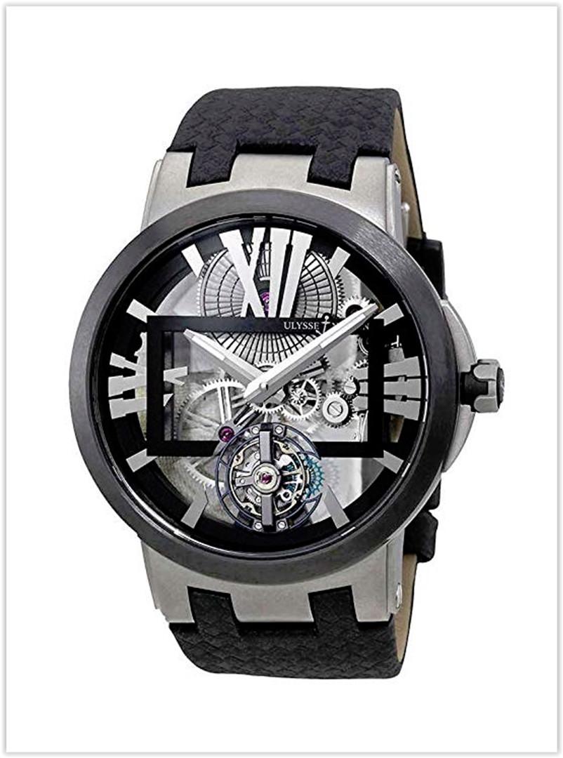 Ulysse Nardin Executive Skeleton Tourbillon Tourbillon Men's Watch price