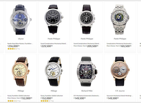 Top 45 Luxury watches for men bought by millionaires and celebrities