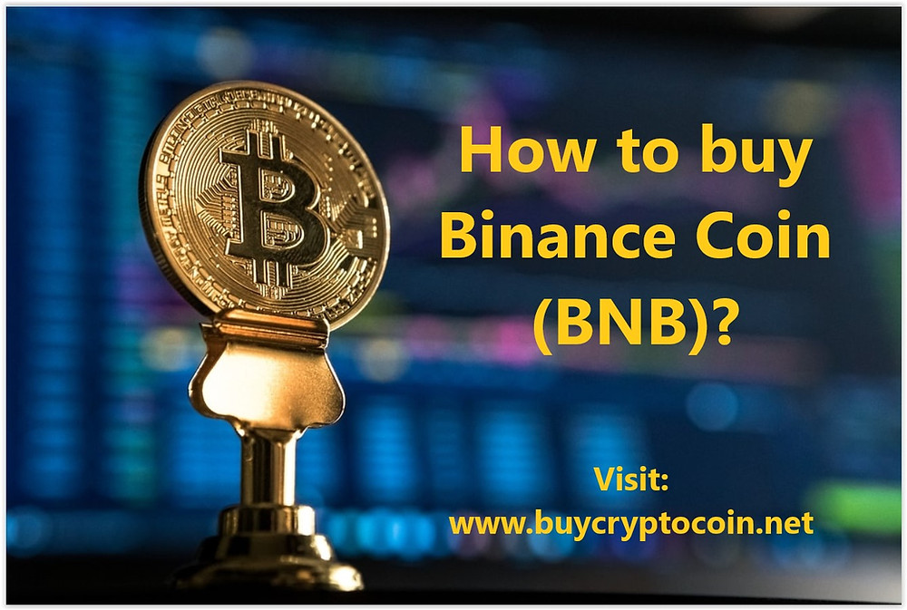 How to buy Binance Coin (BNB)?