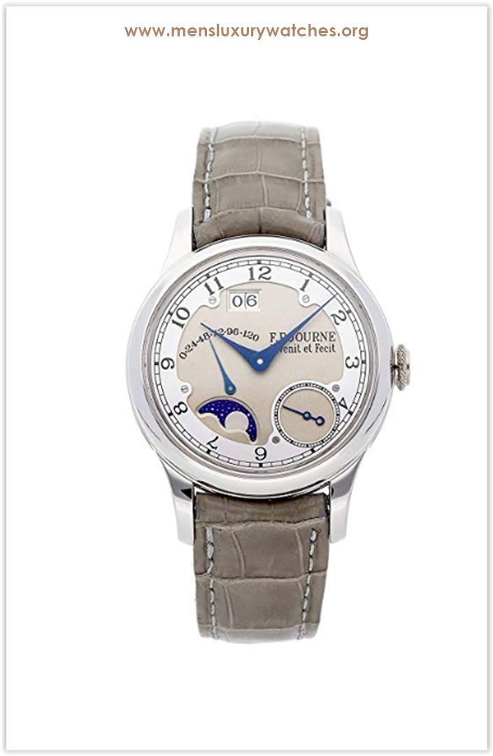 F.P. Journe Octa Mechanical (Automatic) Silver Dial Men's Watch Octa Divine Price