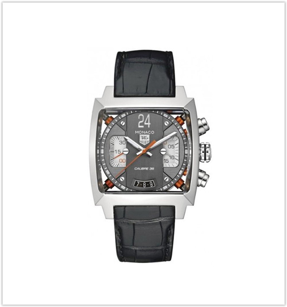 Tag Heuer Monaco Calibre 36 Mens Watch best price