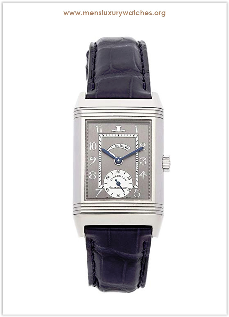 Jaeger-LeCoultre Reverso Mechanical Grey Dial Men's Watch Price